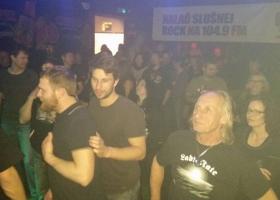 19.12.2015, Boomerang Hluboké Mašůvky, Metal Forever Tour