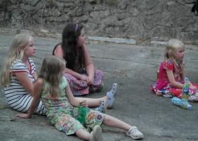 8.8.2015, Nové Hvězdlice, okr. Vyškov, Vyschlé kópák, motosraz